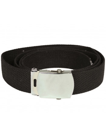 Urban Army Cotton Belt Black