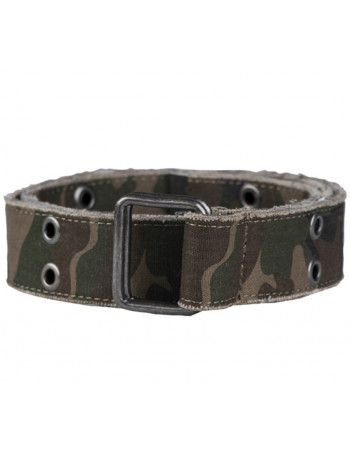 Canvas Belt Woodland