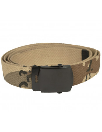 Camo Cotton Belt Desert