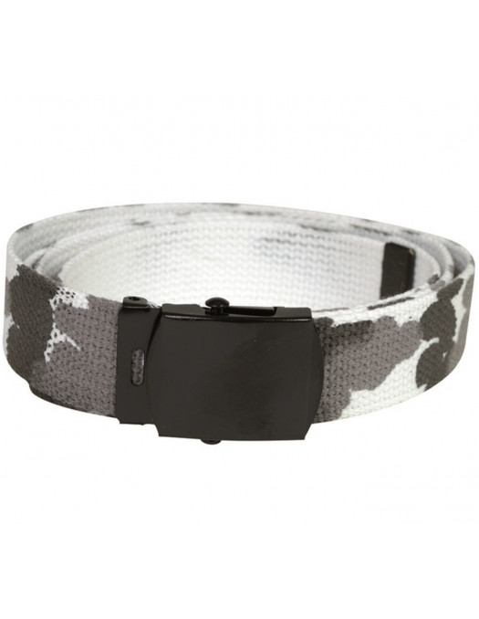 Urban Army Camo Cotton Belt