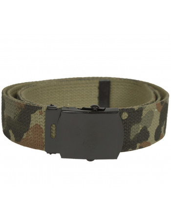 Army Camo Cotton Belt