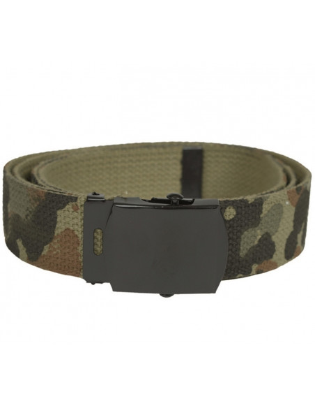 Army Camo Cotton Belt