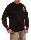 Nordic Nation Raven Shield CrewNeck