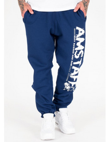 Amstaff Sweatpants Blade Navy