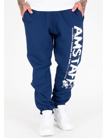 Amstaff Sweatpants Blade Navy