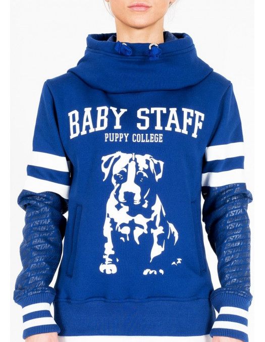 Babystaff Lessa Hoodie Blue