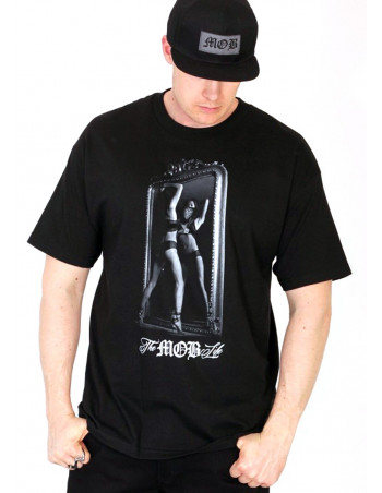 Mob Inc Tee/ Reflection