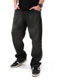FAT313 Renew Legend Jeans Raw Black Washed