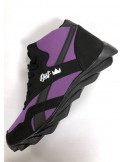 Race Shoes BlackNPurple by BSAT