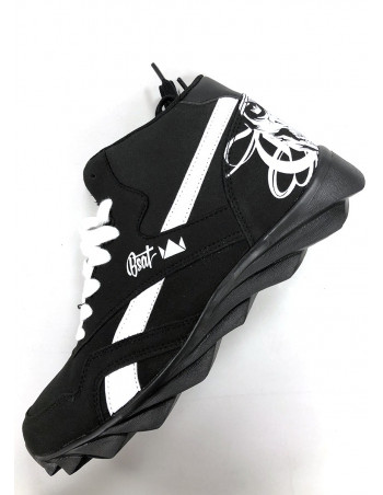 Skull Race Shoes Vol.2 Black by BSAT