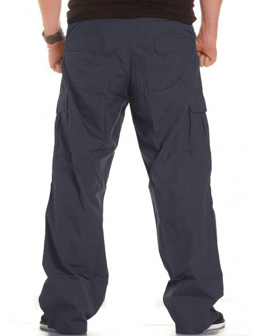 BSAT Combat Cargo Pants NavyBlue