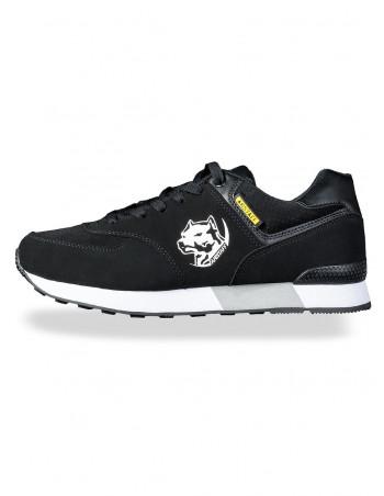Amstaff Runners Sneakers Dog Black
