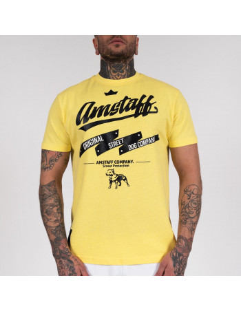 Amstaff Yarow T-Shirt Yellow