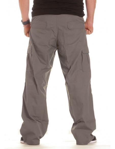 BSAT Combat Cargo Pants Grey