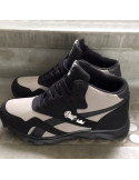 Race Shoes BlackNGrey by BSAT