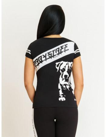 Babystaff Tinka T-Shirt BlackNWhite