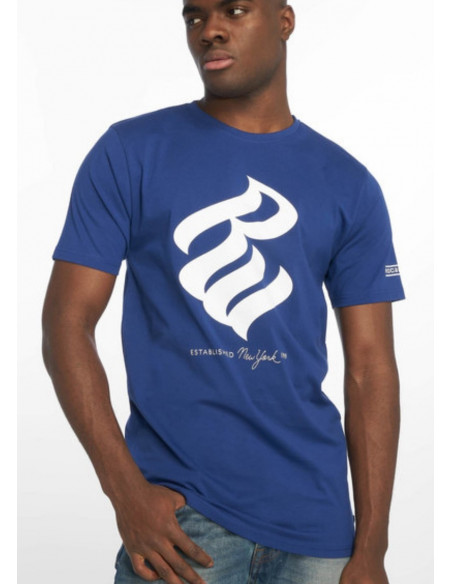 RocaWear T-Shirt NY 1999 Blue/White