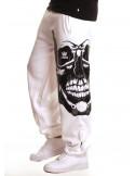 Jaws Skull Sweatpants by BSAT