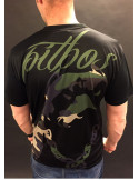 Woodland Camo T-Shirt by Pitbos