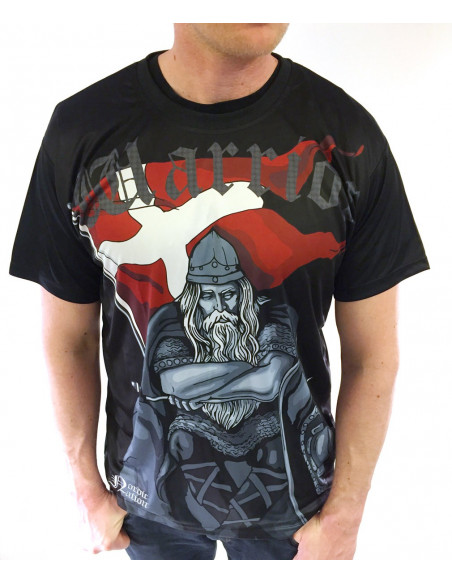 Warrior Holger Danske T-Shirt Vol2 by Nordic Nation