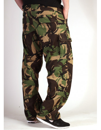BSAT Combat Cargo Pants Forrest Baggy Fit