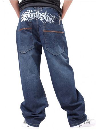 Classic Baggy Jeans Southside - 2.sortering
