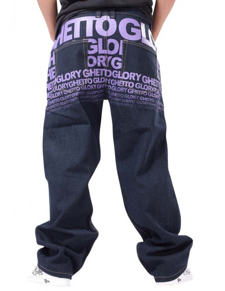 Classic Baggy Jeans Ghetto Glory - 2.sortering