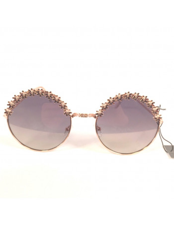 Female Copper Sunglasses