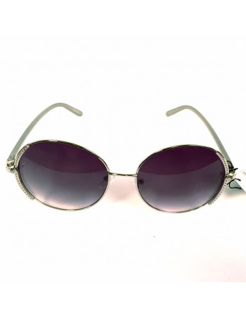 Coloured sunglasses Silver/Dark