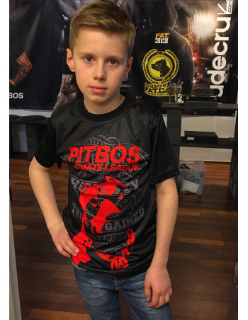 Kids Pitbos Ultimate League T-Shirt