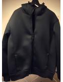 Neoprene Jacket All Black