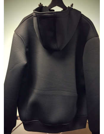 Neoprene Jacket All Black