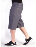 Denim Shorts Light Blue by Access Apparel