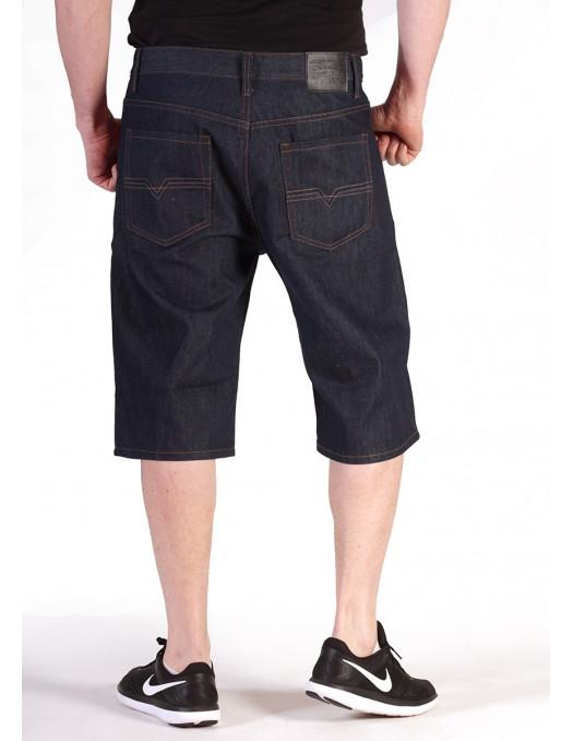 Denim Shorts Raw Indigo by Access Apparel