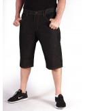 Denim Shorts Raw Black by Access Apparel