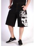 BSAT Cali Skull Shorts Black