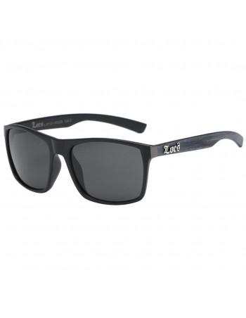 Black Wooden Sunglasses