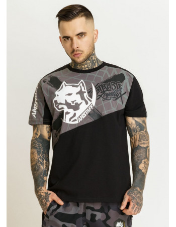 Amstaff Klikk T-Shirt Grey