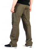 FAT313 Premium Renew Cargo Pants Olive