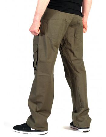 FAT313 Premium Renew Cargo Pants Olive