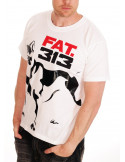 FAT313 Master T-Shirt White