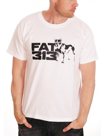 FAT313 Master T-Shirt Legend White