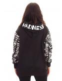 Madness ZipHoodie El Barrio by BSAT