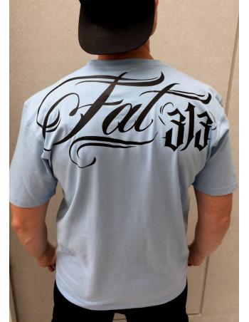 FAT313 Signature Tee Sky