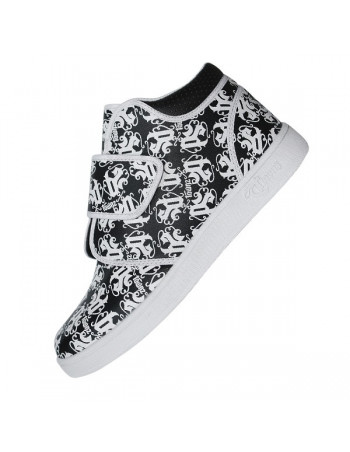 Townz Sneaker Suicide Dawgs black