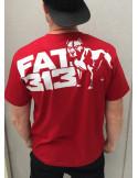 FAT313 Master T-Shirt Legend Red Premium Cotton