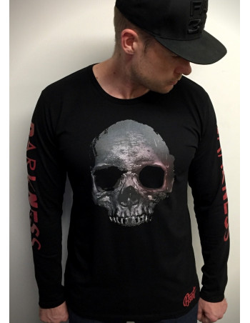 Darkness Skull EL Barrio L/S T-Shirt by BSAT