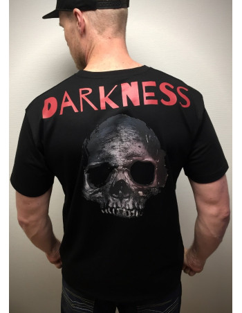 Darkness Skull EL Barrio T-Shirt by BSAT