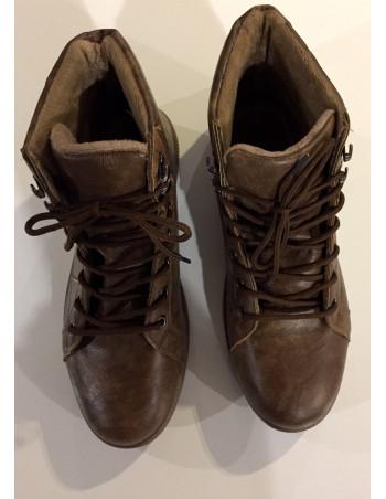 N.Y. Boots Khaki