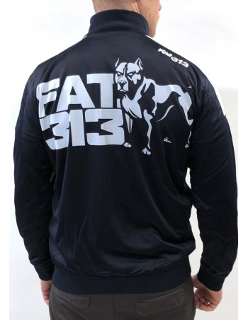 FAT313 Master Track Jacket Legend Blue